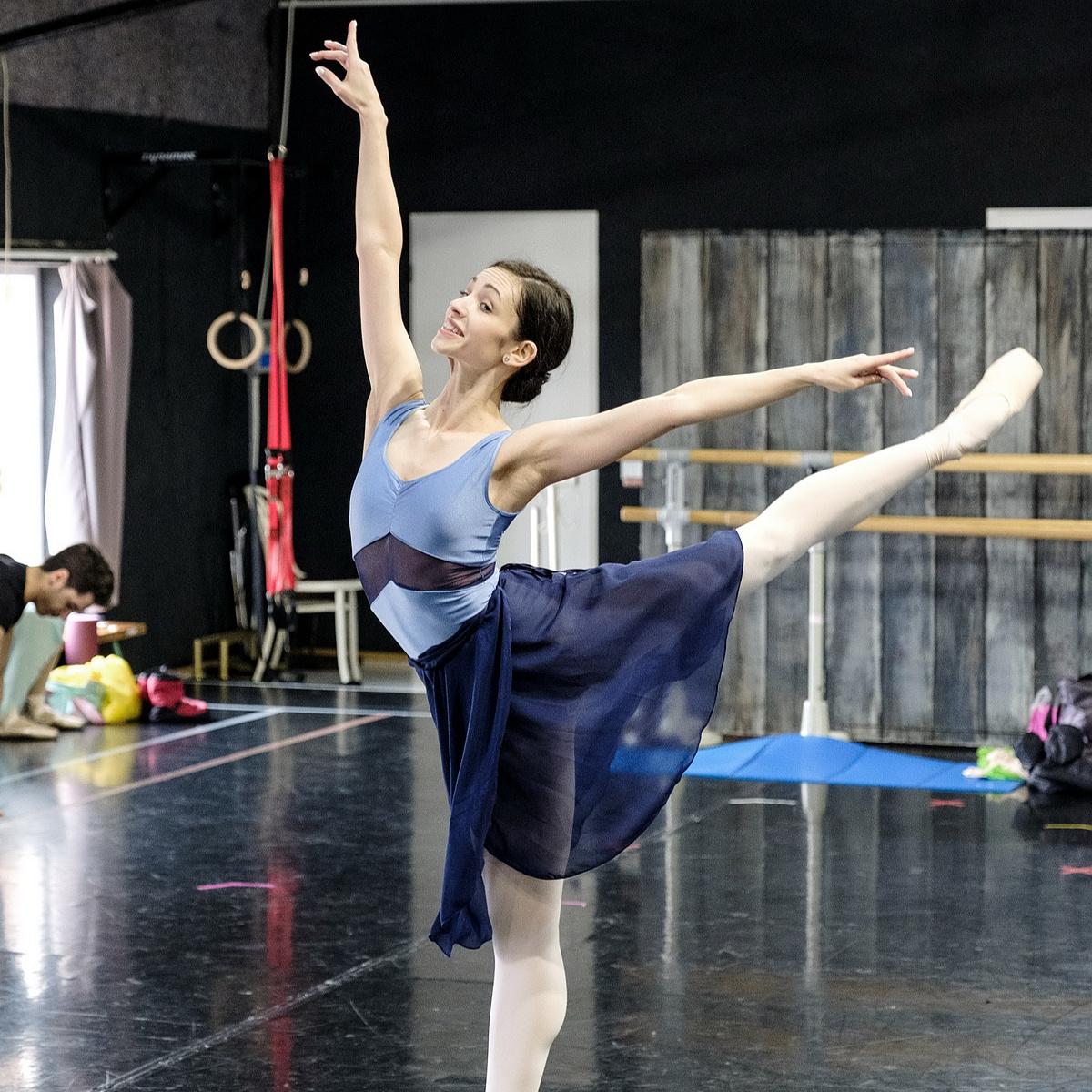 Parasztlány a zsarnok ellen: klasszikus balett az Erkelben